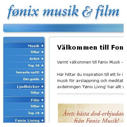 Fønix Musik & Film
