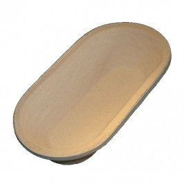 Jäsform 0,75 kg oval 29x13 slät