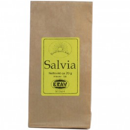 Salvia Torkad 20 g