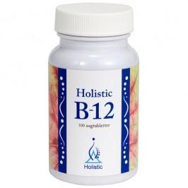 B-12 100 sugtabletter Holistic