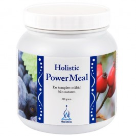 Power Meal 500 g från Holistic