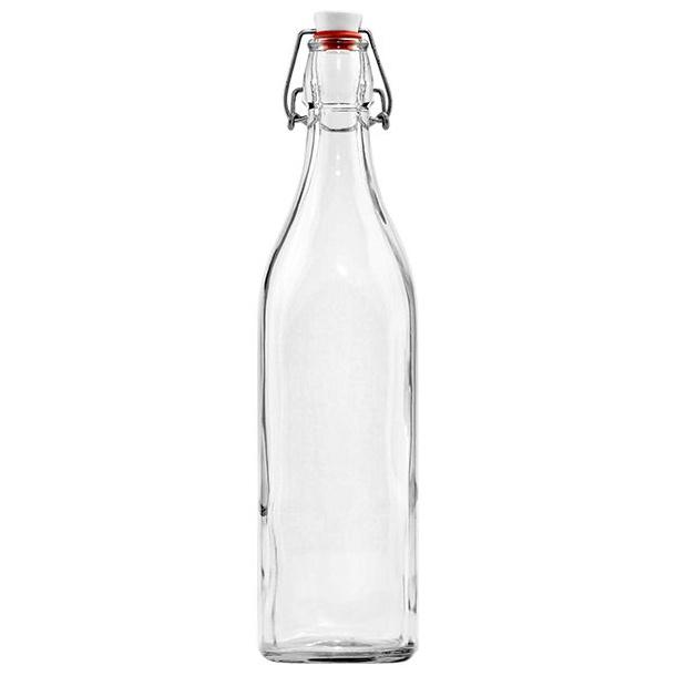 5 liters glasflaska