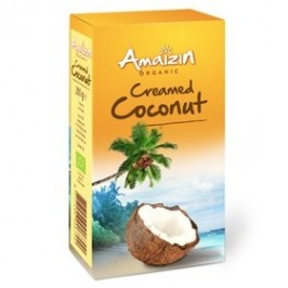 Kokoskräm i block Amaizin 200 g