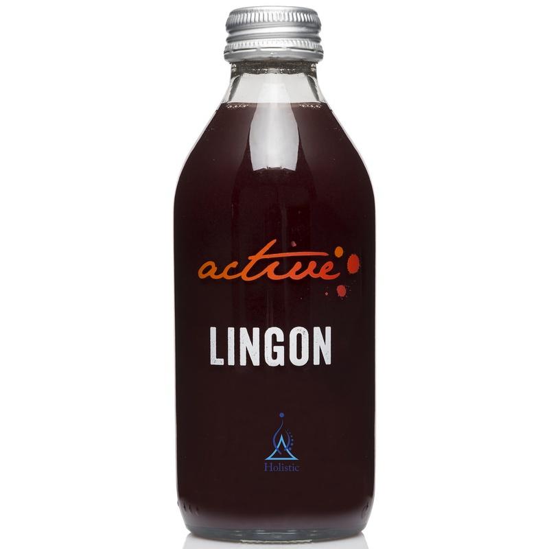lingonjuice utan socker