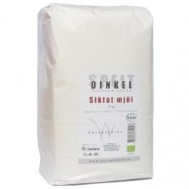 Dinkelmjöl Siktat Krav 5 kg