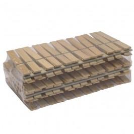 Klädnypor i trä KGZ 48 st