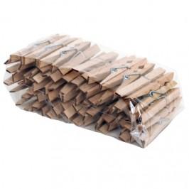 Klädnypor i trä 50 st 7cm