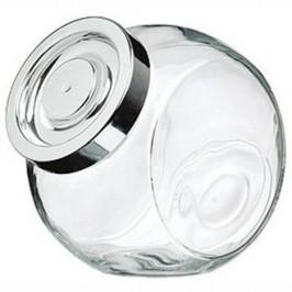 Förvaringsburk Pandora Krom-lock 2,2 liter