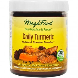 Daily Turmeric Booster MegaFood