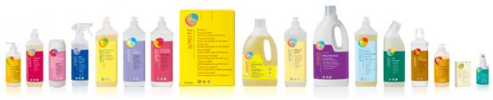 Sonett tvätt-, disk- och rengöringsmedel