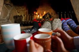 Håll värmen i den nordiska vinterkylan