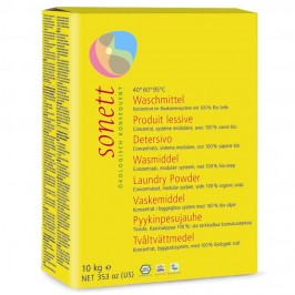 Tvättmedel Pulver Sonett 10 kg