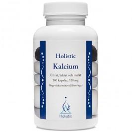 Kalcium 128 mg 100 kapslar Holistic