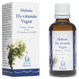 D3-vitamin Vegan 50 ml