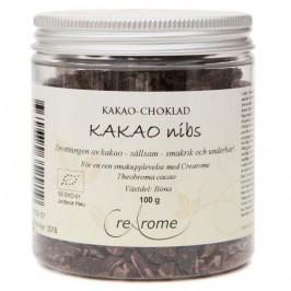 Kakaobönor i bitar CreArome 100 g