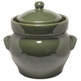 Syrningskruka ZCB 3 liter Olivgrön