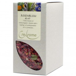 Rosenblomsblad Torkade CreArome 100 g