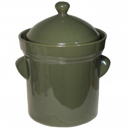 Syrningskruka ZCB 5 liter Olivgrön