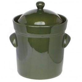 Syrningskruka ZCB Rak 10 liter Olivgrön